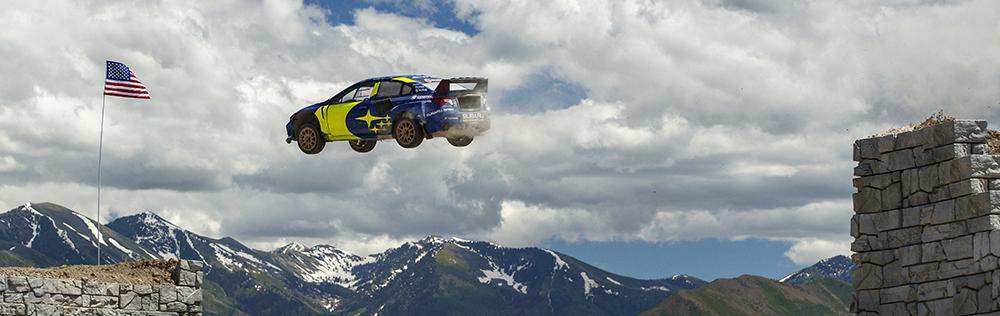 Subaru Motorsports :: VT20x Rallycross Supercar