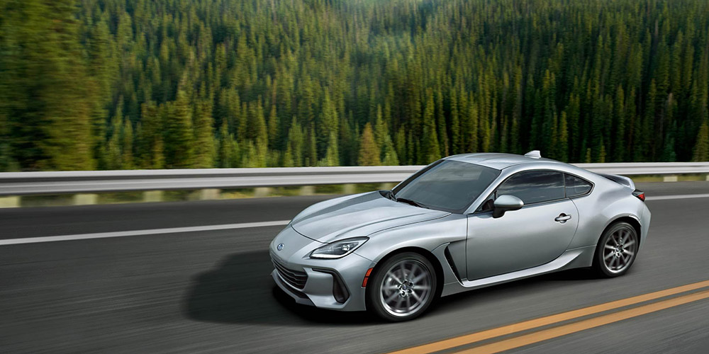 Performance :: The All-New 2022 BRZ